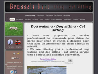 Détails : Brussels best dog walker