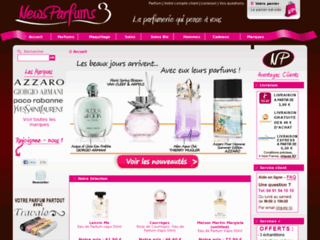 Détails : News Parfums