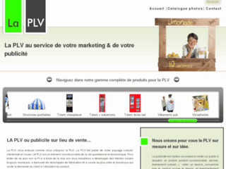 Tous les articles de plv et de marketing