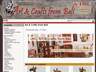 Détails : LMC Art & Crafts
