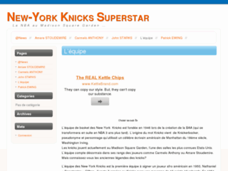 Détails : New-York Basketball
