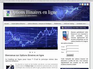 Guide option binaire