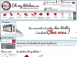 Détails : Oh My Kitchen