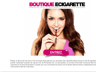 boutique web e cigarette