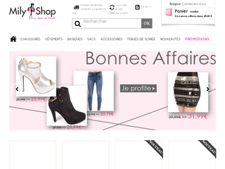 Chaussures femme pas cher