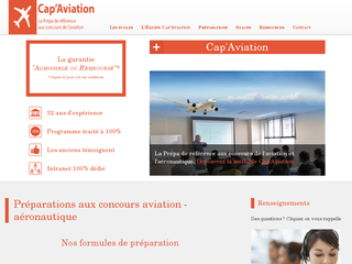 Détails : Cap'Aviation