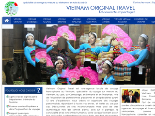 Détails : Vietnam Original Travel
