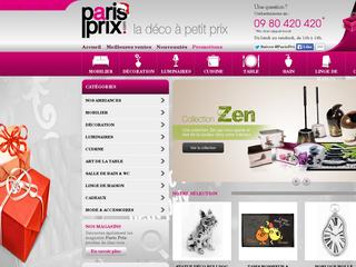 Site internet de d co mobilier pas cher for Site mobilier pas cher