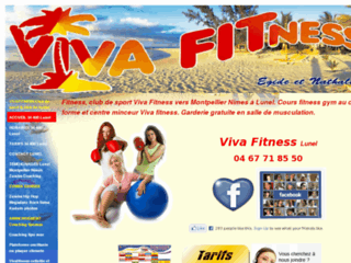 Détails : Viva Fitness club : muscu, fitness, coaching