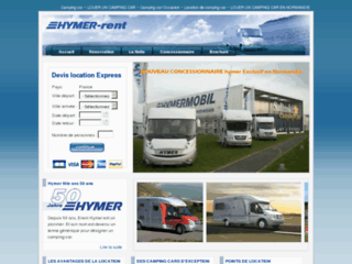 Détails : Hymer , location de camping cars, salinski camping cars