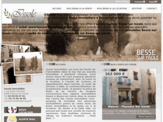 Issole Immobilier